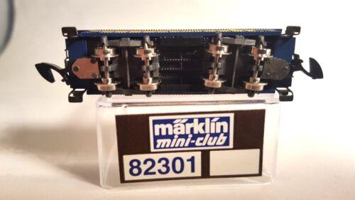 Z Scale Marklin Mini-Club 82301 ATSF Caboose # 999049