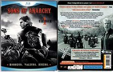 SONS OF ANARCHY - Integrale Saison 1 - 3 boitiers 3 BRD - NEUF