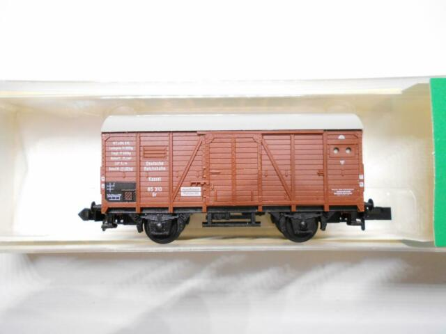 MINITRIX 51 3534 00 Gedeckter Güterwagen OVP (39504)