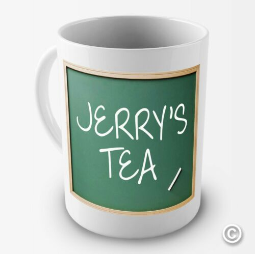 Personalised Your Name on The Blackboard Novelty Mug Tea Coffee Gift Cup Office