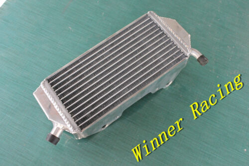 L//S ALUMINUM RADIATOR for YAMAHA YZ250F//YZ450F 2014-2017 without cap side 2016