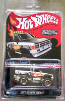 2017 Hot Wheels Walmart Mail-away 1987 Toyota Pickup-zamac-in Hand