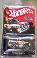 2017 Hot Wheels Walmart Mail-away 1987 Toyota Pickup-zamac-in Hand