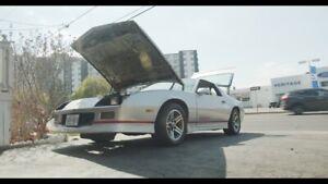 1985 Chevrolet Camaro iroc z