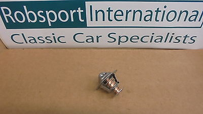 Triumph STAG TR6 etc ** 74 degree thermostat and gasket ** NEW ! TR7