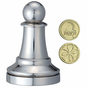 Cast-Chess-Pawn-Bauer