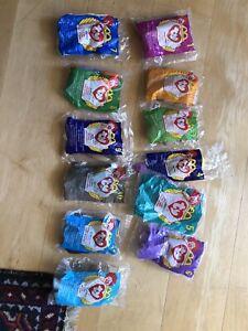 MCDONALDS  Happy Meal 1998 FULL SET OF 12 SEALED TY TEENIE BEANIE BABIES