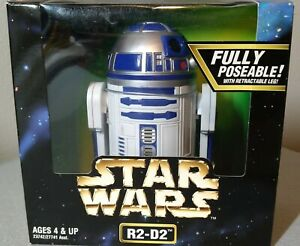 R2-D2 Fully Poseable Figure 1997 STAR WARS Action Collection - Kenner - New NIB