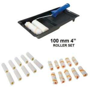SVENDITA-LOTTO-Mini-Rullo-Vassoio-Set-2-Maniche-Pile-Schiuma-EMULSIONE-gloss