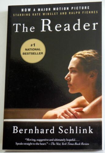 1 of 1 - The Reader Bernhard Schlink fiction book between 15 boy and 30 year old women pb
