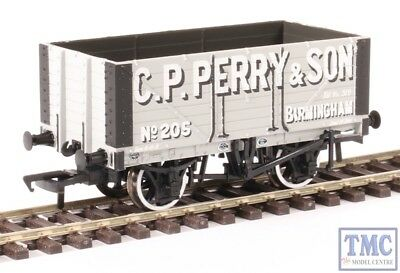 37-117 Bachmann Oo 7 Plank Fixed End Wagon C P Perry Various Styles