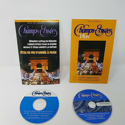 Champs-Elysées - French Audio Magazine - Series 24, Issue Number 6 | eBay