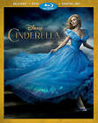 Cinderella (Blu-ray DISC ONLY 2015) Walt Disney - Lily James, Cate Blanchett