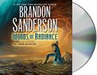 Words of Radiance by Brandon Sanderson (CD-Audio, 2014)