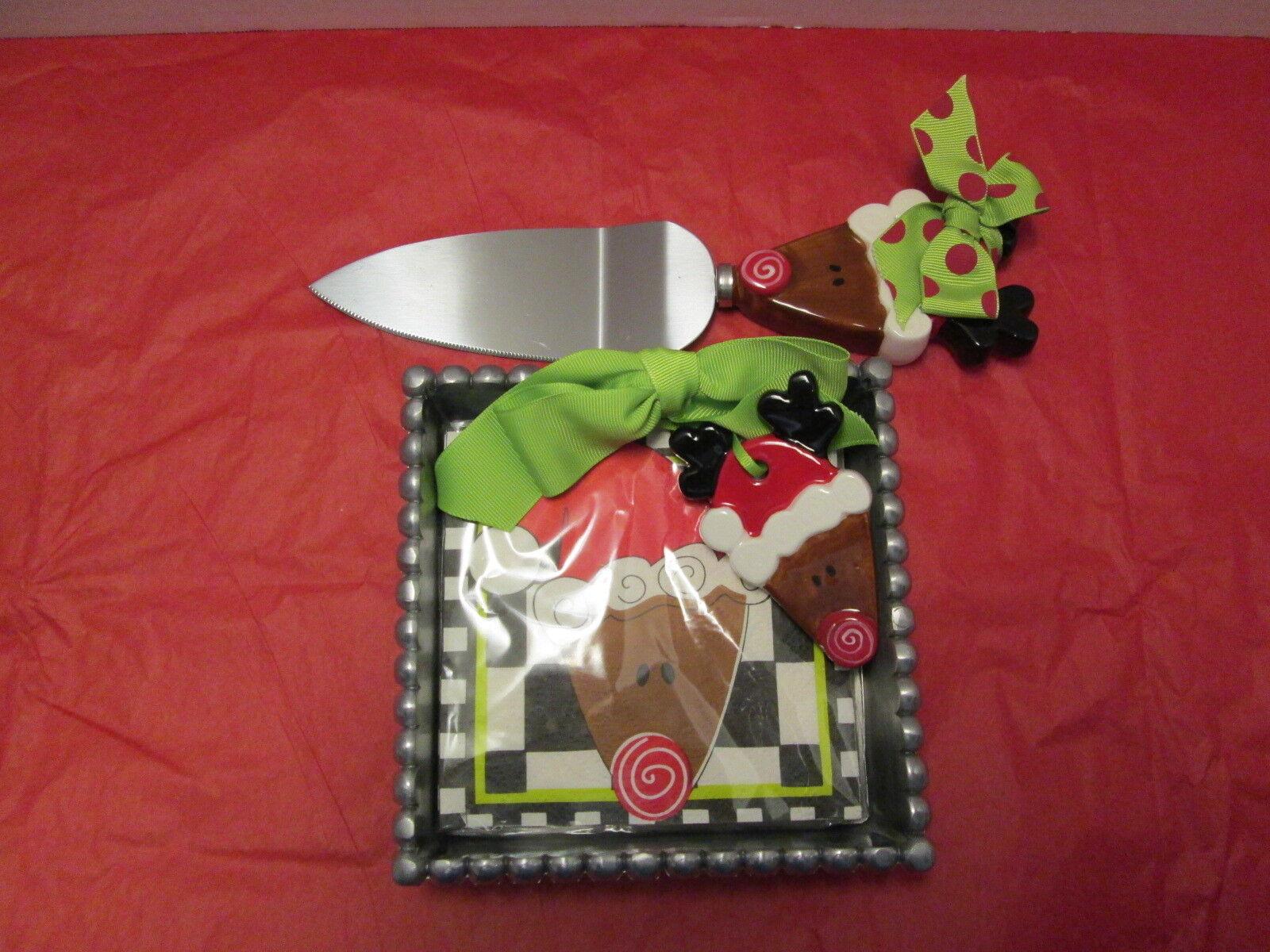Holder 6 x 6 Mud Pie A Acrylic Napkin Holder Set Napkin 5 x 5