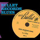 Bullet Records Blues [Digipak] by Various Artists (CD, Aug-2007, Blue Label)