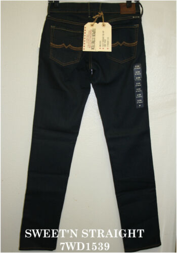 SWEET /'N dritto Super Stretch Mid-rise LUCKY Brand women/'s Denim Jeans