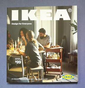 2017 Ikea Catalog Main Catalog For Ikea Canadian Version Ebay
