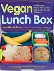 Vegan Lunch Box: 130 Amazing, Animal-Free Lunches Kids and Grown-Ups Will Love! by Jennifer McCann (Paperback, 2008)