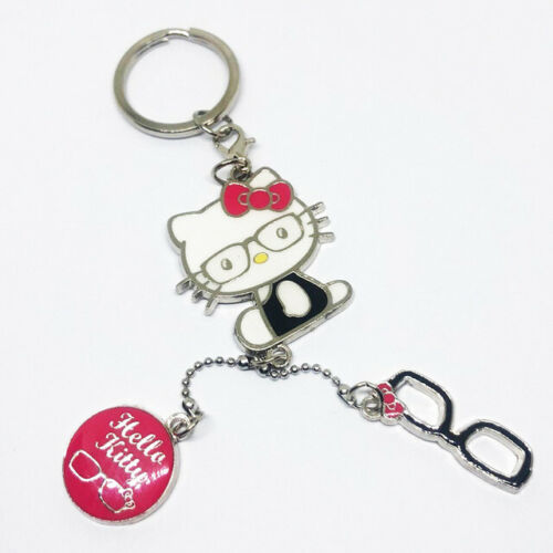 Hello Kitty Keychain Key Ring Key chain cat keychain Bag Charm