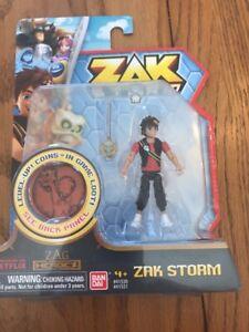 Zak Storm Caramba /& Zak Storm Clovis 3-inch Scale Action Figure