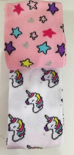 Emoji licornes Chaussettes 3pk Taille 4-5.5UK Adulte Officiel