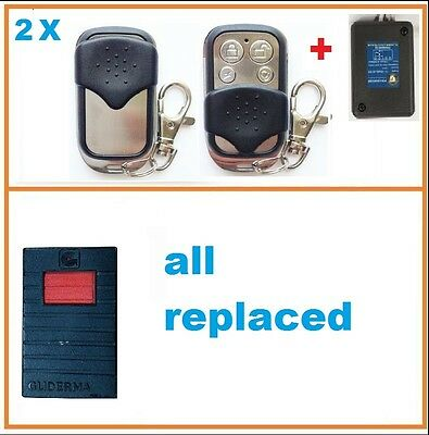 garage door remote control upgrade kit suit Glidermatic GTX-1 remote 1 button