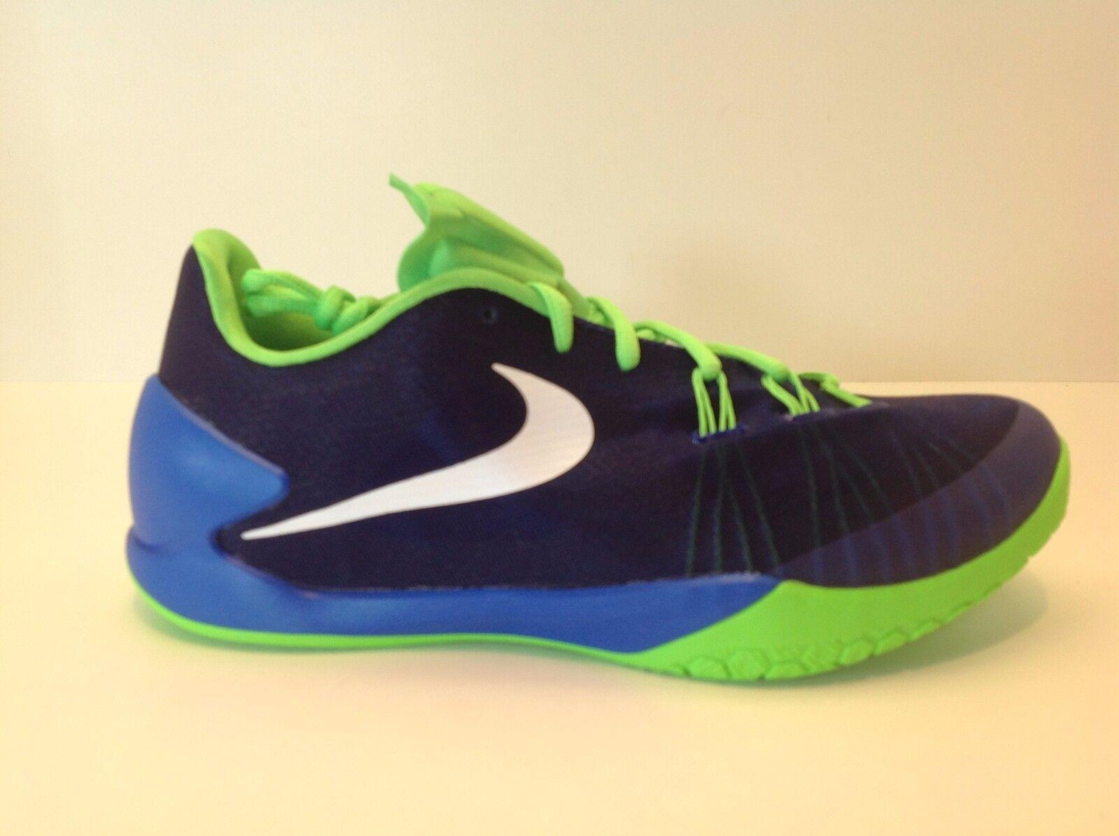 Nike Hyperchase Men's Blue/Green Size 8.5-12 New in Box 705363 413
