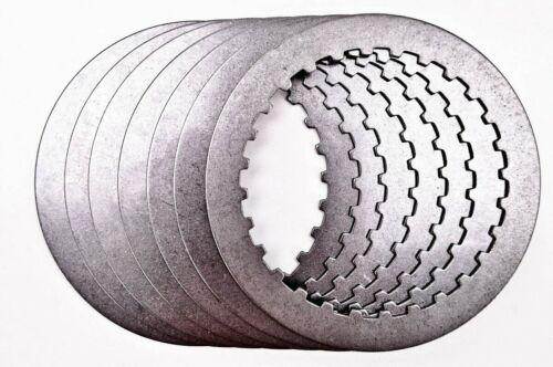 7 08-09 Honda TRX700XX Barnett Steel Clutch Plates Kit 401-35-048002