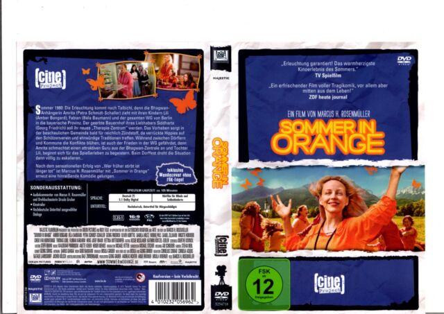 CineProject: Sommer in Orange (2012) DVD 22605