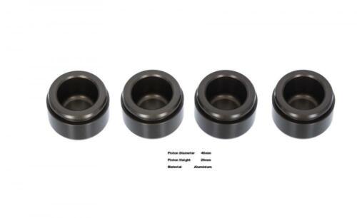for Subaru IMPREZA /& LANCER EVO FRONT Brake Caliper Pistons 46mm Dia P462902