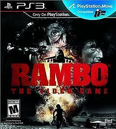 Rambo The Video Game Sony Playstation 3 2014 For Sale Online