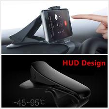 HUD Design Autos Car Dashboard Holder Mount Phone Holder For All Cell Phones/GPS