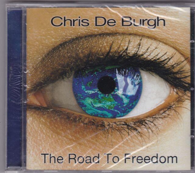 Chris De Burgh  # The road to Freedom #  CD NUOVO SIGILLATO