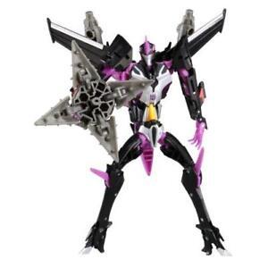 Takaratomy Am-06 Transformer Prime Skywarp (figurine en PVC) Japon