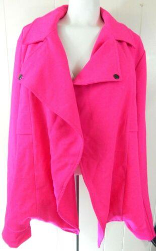 Torrid Women's 4 4X Jacket Cropped Trench Coat Neo