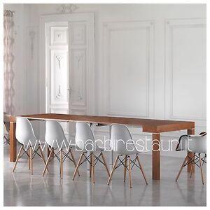 Tavolo Consolle Allungabile Ciliegio.Consolle Allungabile In Ciliegio H75p300l100 Esclusiva Barbirestauri