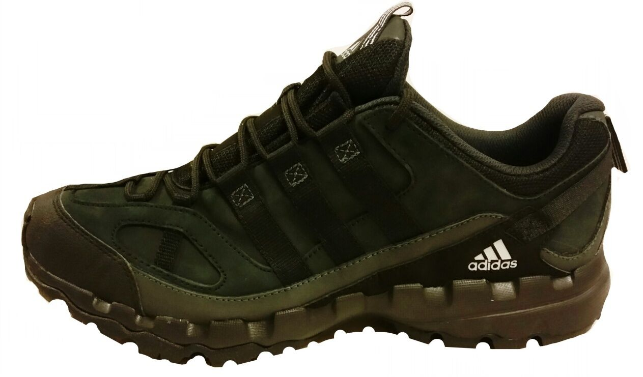 Adidas Mens Ax 1 Walking Hiking trainer shoe V21609 Black OUTDOOR UK 11.5 New