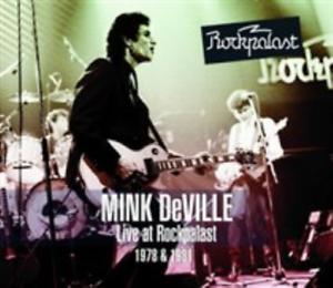 Mink-DeVille-Live-at-Rockpalast-UK-IMPORT-CD-with-DVD-NEW