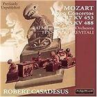 Wolfgang Amadeus Mozart - Mozart: Piano Concertos No. 17 KV 453, No. 23 KV 488 (2007)