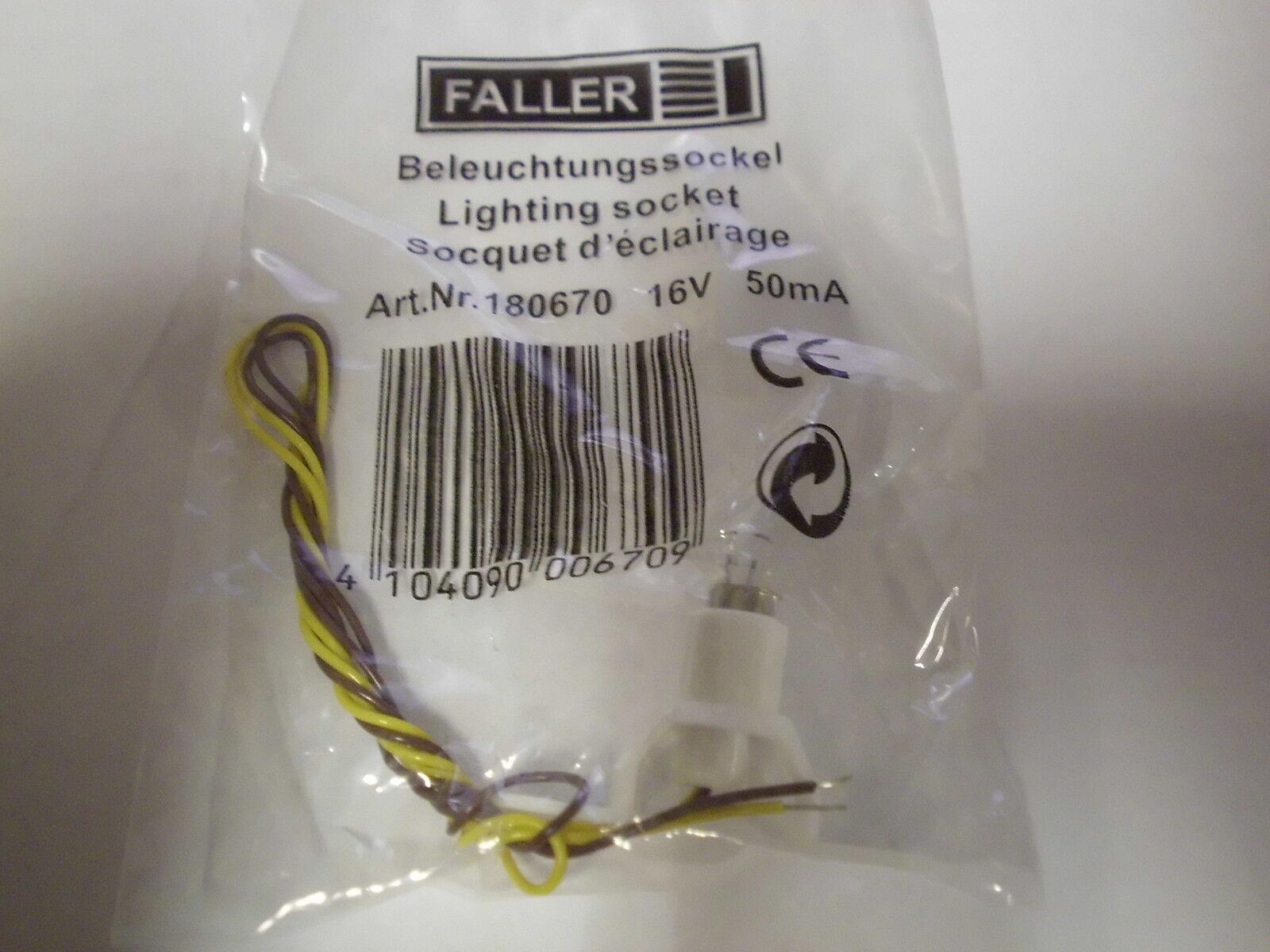 Faller 180695 Minilichteffekte Brandflackern Neuware