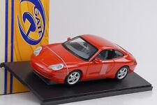 2001 Porsche 911 996 Carrera Coupe rot 1:18 Gate Gateway