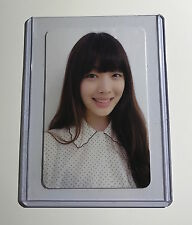 f(x) SULLI Electric Shock Photocard (MINT CONDITION)