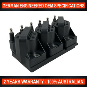 Delphi-Module-amp-Ignition-Coil-Pack-for-Holden-HSV-VP-VS-VT-VX-VY-WH-WK-3-8L