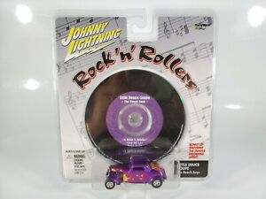 Johnny-Lightning-Rock-039-n-039-Rollers-Little-Deuce-Coupe-w-Beach-Boys-CD-NEW-1-64