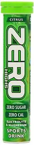 High5 Zero Tabs Hydration Electrolyte Sports Drink X40 Tablets 2 Tubes Citrus