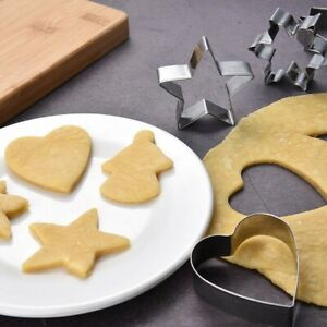 10-Pieces-de-Cuisine-DIY-Noel-Cookie-Emporte-Piece-Biscuit-Moule-Gateau-Decor