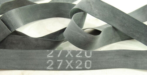 "KENDA 29/"" 27/"" X 20 mm Vélo Roue Caoutchouc Jante Bande//Ruban 28/"""