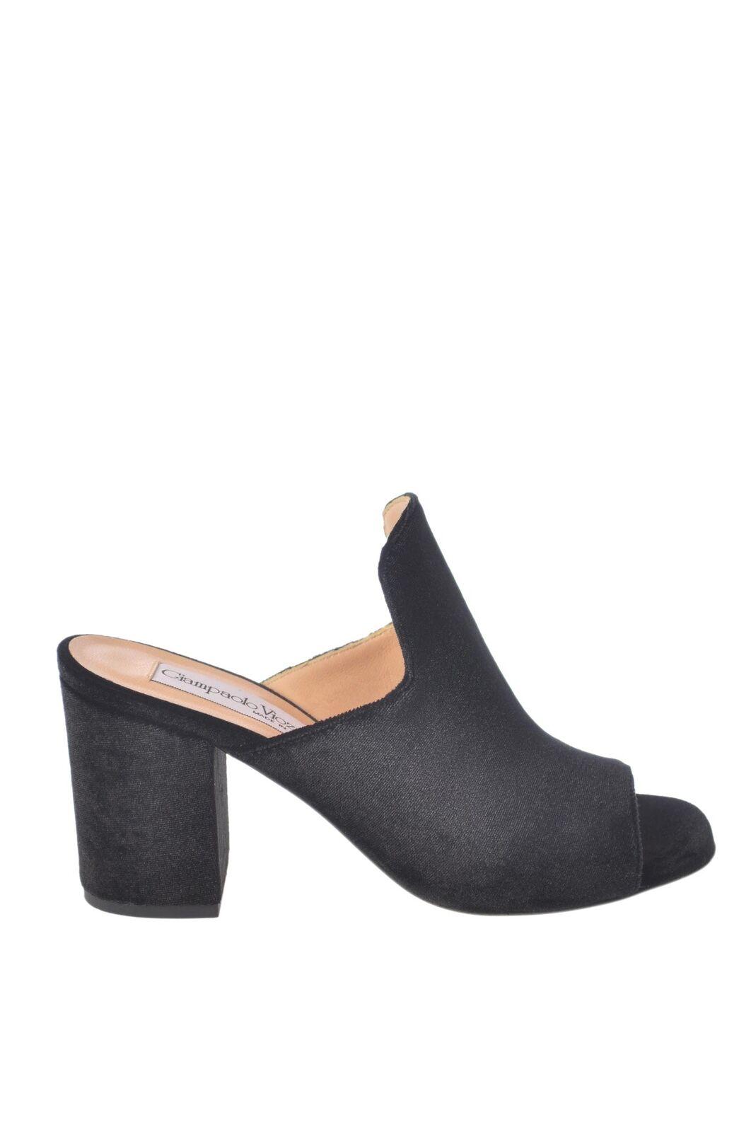 Le Viozzi - zapatos-zapatos - mujer - negro - - - 4376425E184423  respuestas rápidas