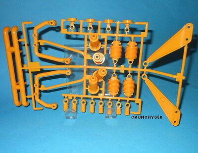 Tamiya Bullhead F Shock Parts Yellow Super Clod Buster Vintage RC Part  X10462